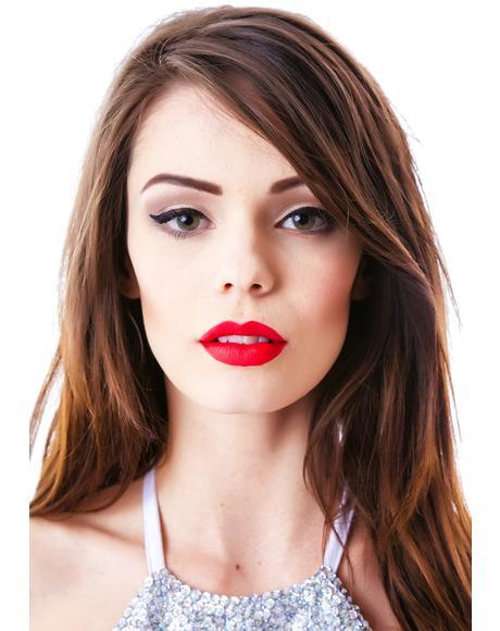Red Velvet Velvetine Liquid Lipstick