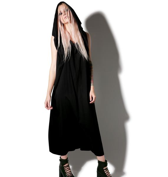 MNML Mercy Me Hooded Dress