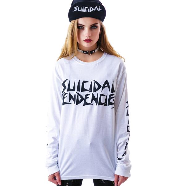 Suicidal Tendencies Logo Longsleeve