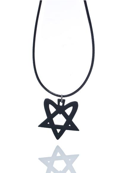Glyph Of Lust Choker