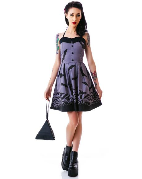 Spooksville Bats Dress