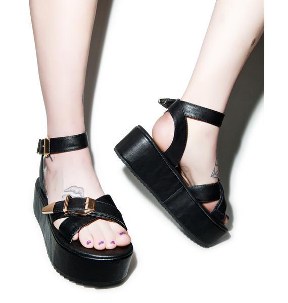 Mollini Platform Sandals