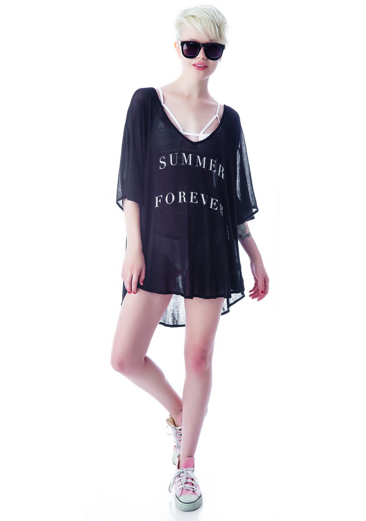 Wildfox Couture Never Ending Summer Tahiti Tunic
