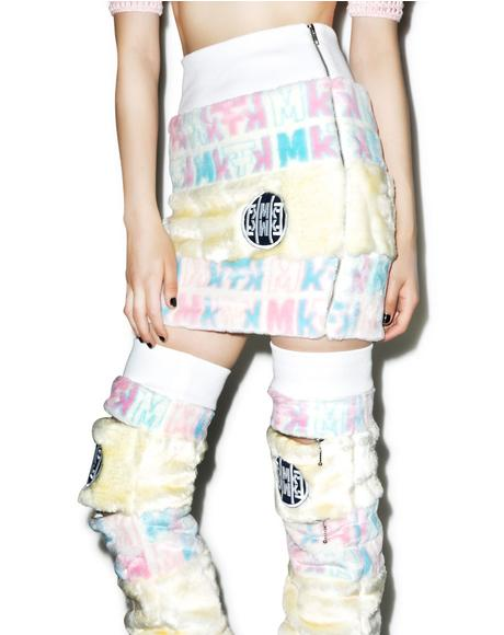 Snow Bunny Skirt