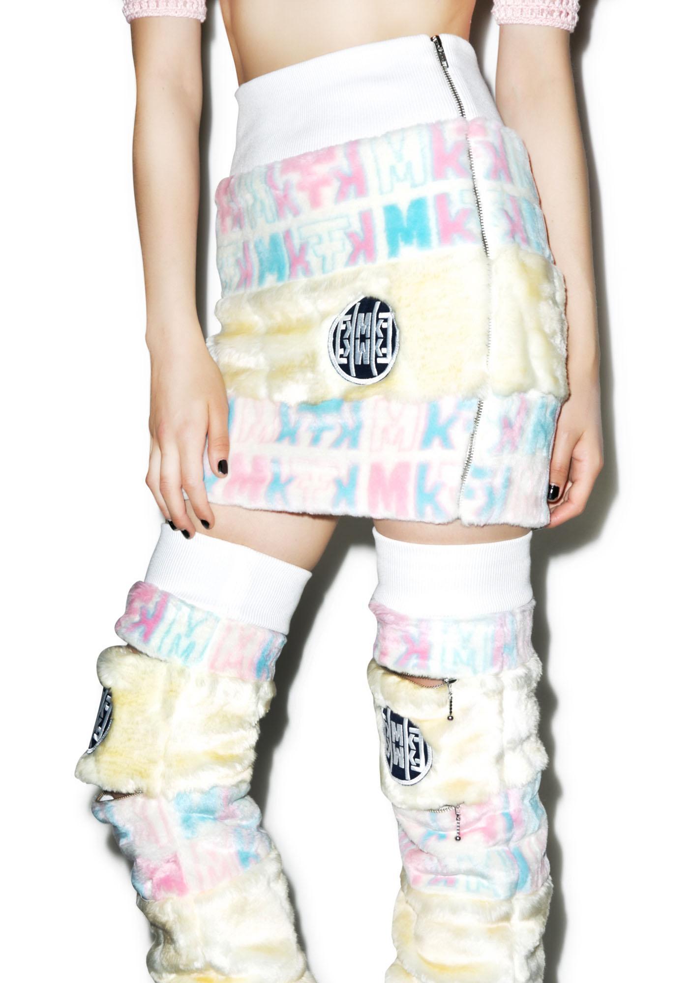 Maria ke Fisherman Snow Bunny Skirt