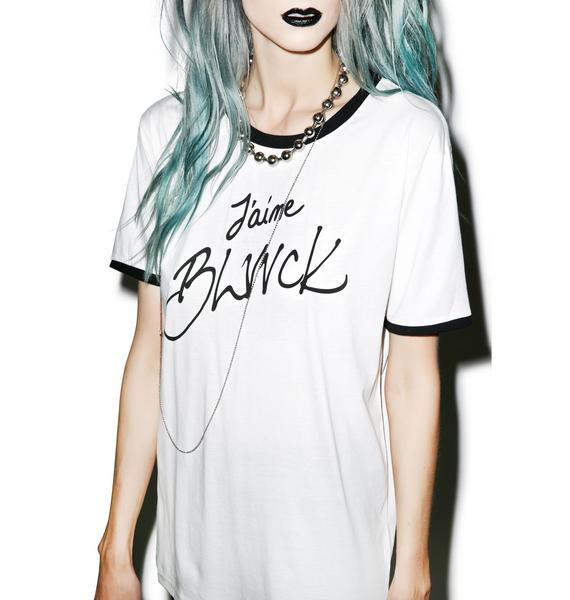 Black Scale Jaime Blvck T-Shirt