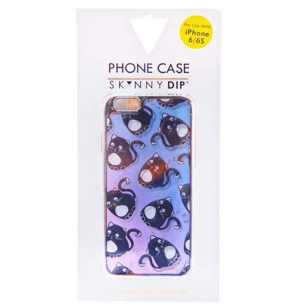 Skinnydip Cat iPhone 6/6+ Case