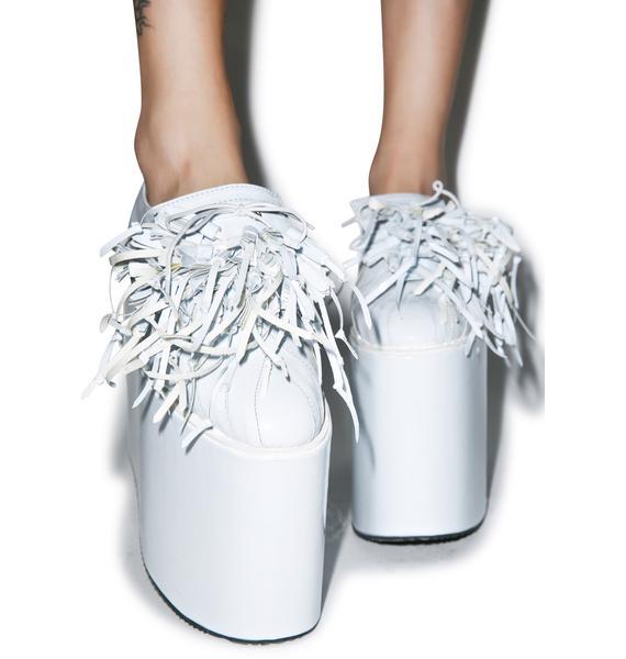 Monster Shoes Schizo Platforms