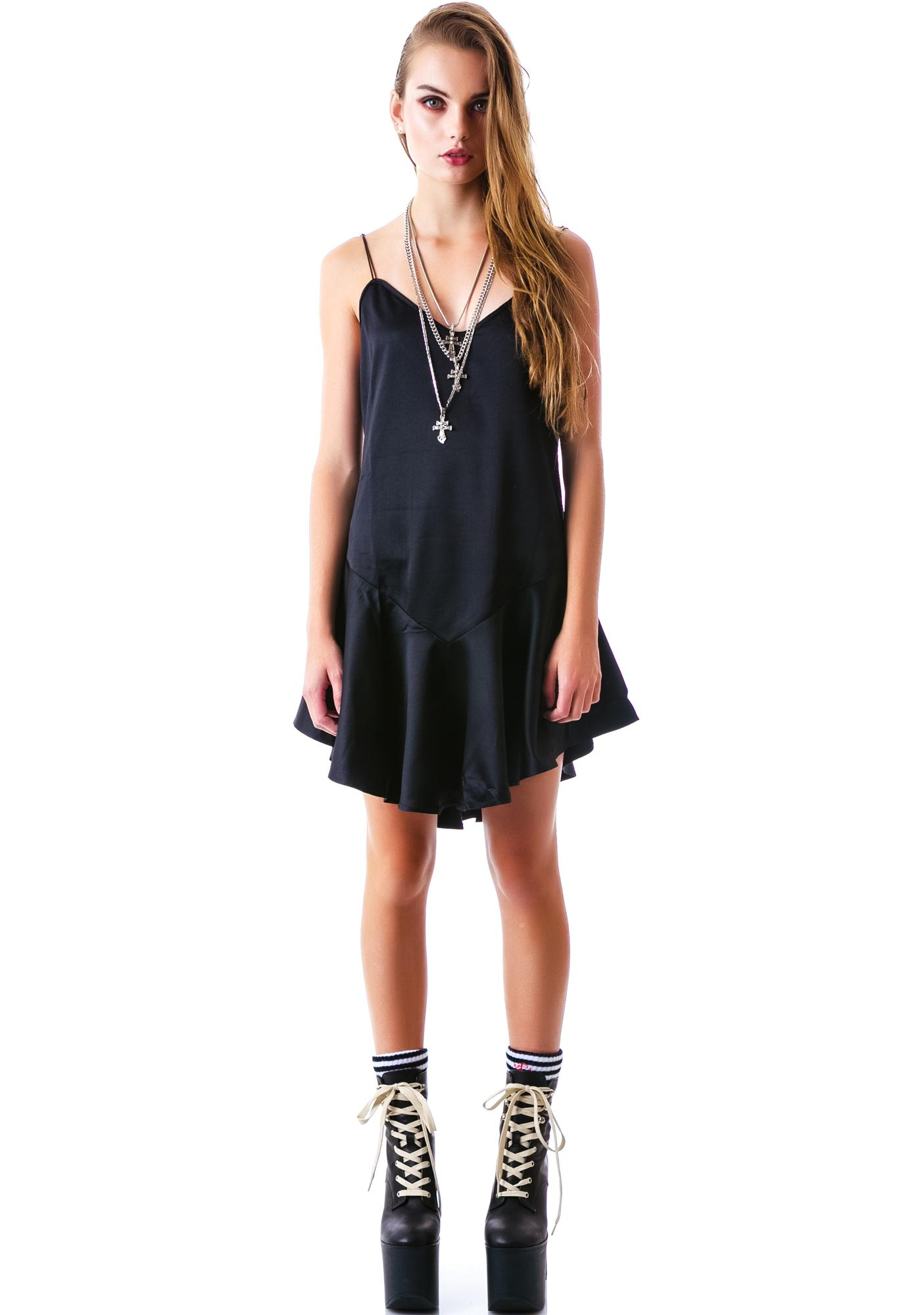UNIF Charmuse Dress