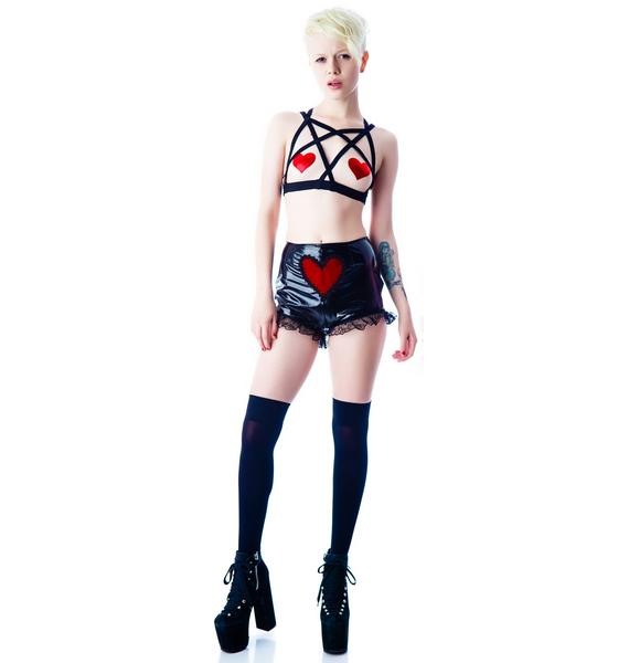 Chromat Pentagram Harness