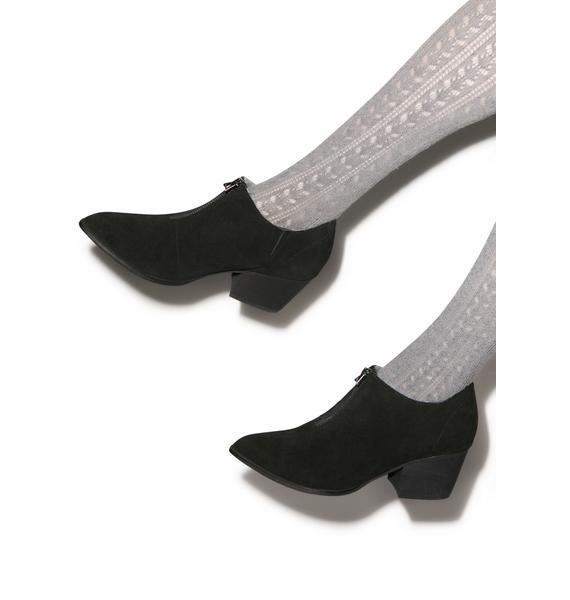 Y.R.U. Stallion Ankle Booties