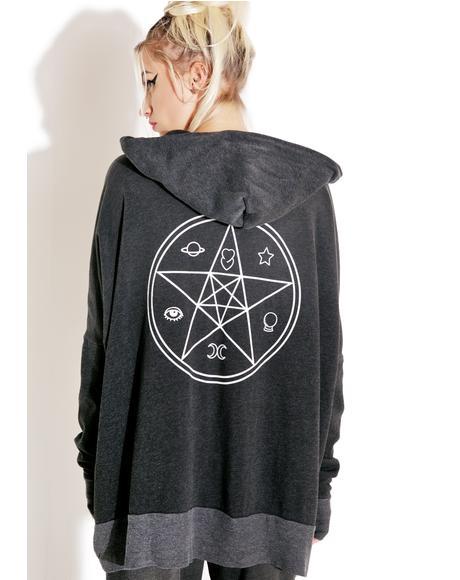 Sacred Charmed Hoodie