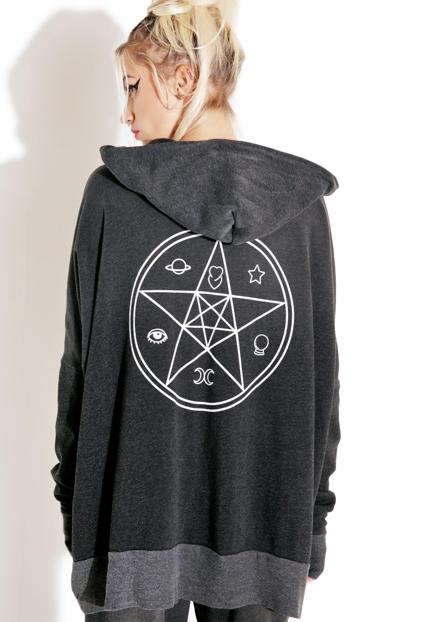 Wildfox Couture Sacred Charmed Hoodie