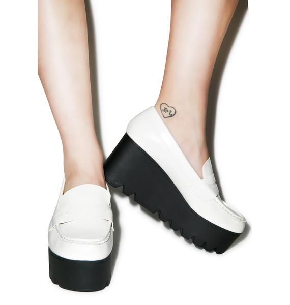 Mob Platform Loafers