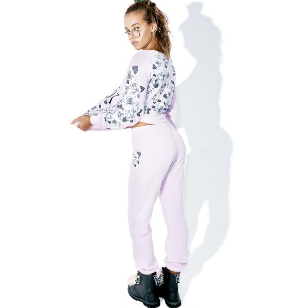 Wildfox Couture WF Garden Easy Sweats
