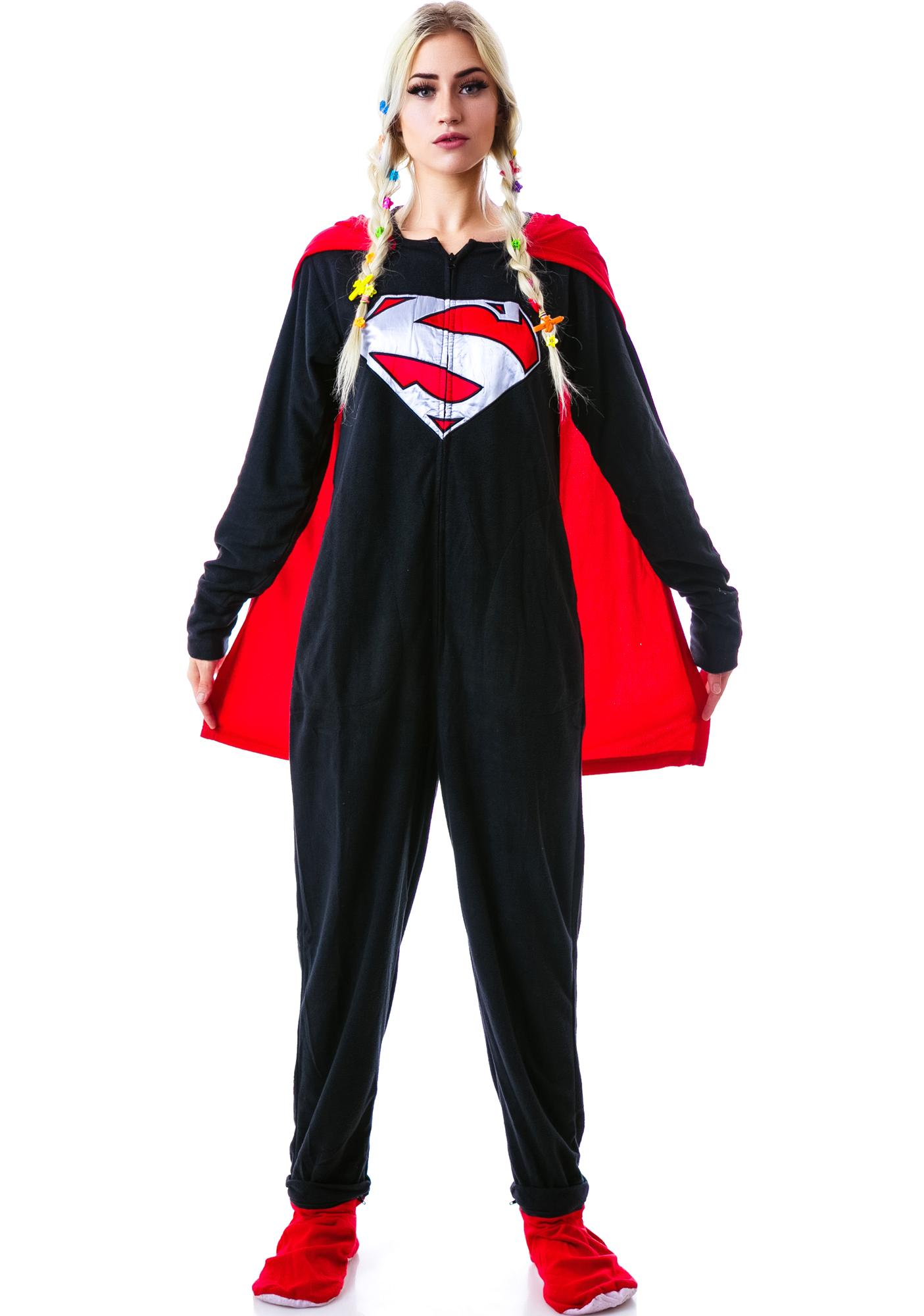 Undergirl Man of Steel Onesie