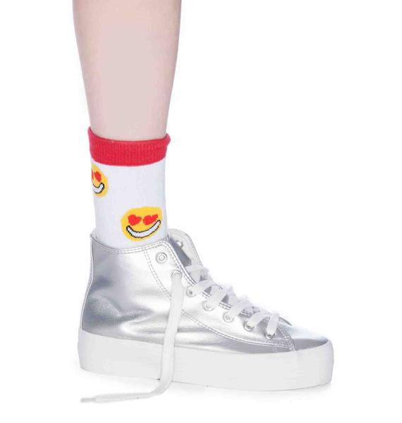 Vero Paris Platform Sneakers