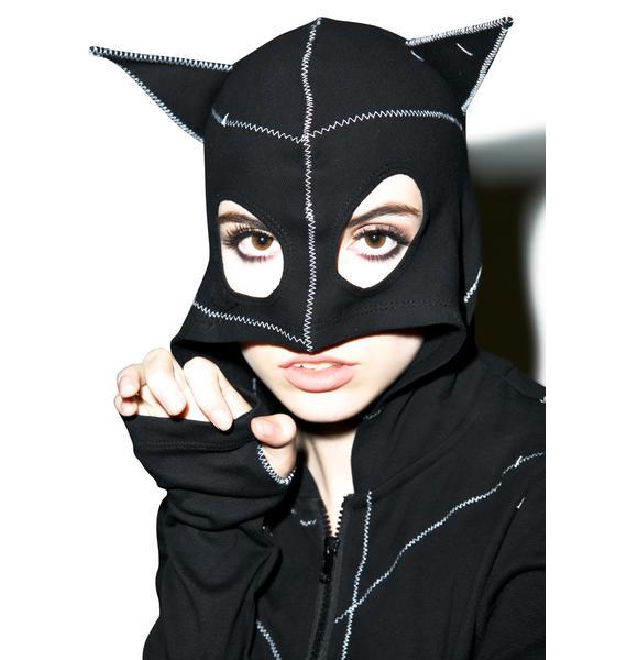 Tripp NYC Cat Hoodie