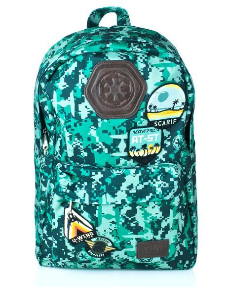 Rebel Alliance Nylon Backpack