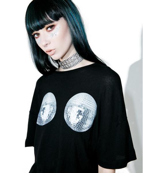 Wildfox Couture Disco Pasties Sonic Tee
