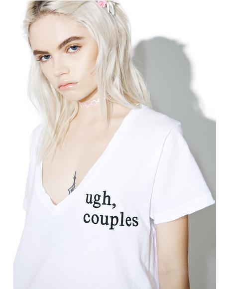 Ugh, Couples Skater V Tee