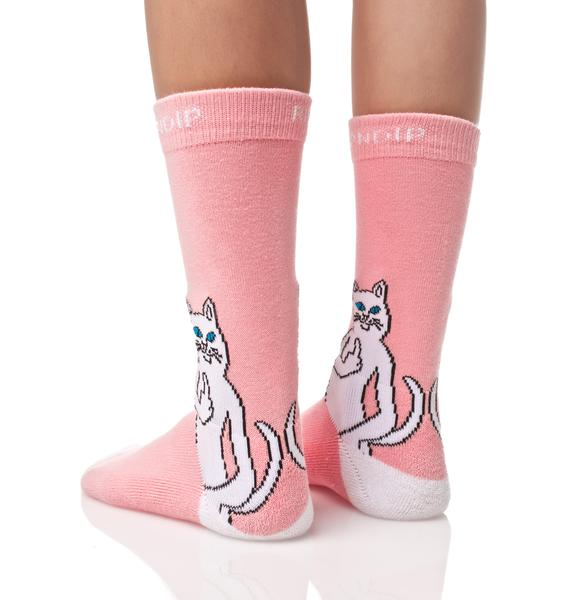 RIPNDIP Catfish Socks