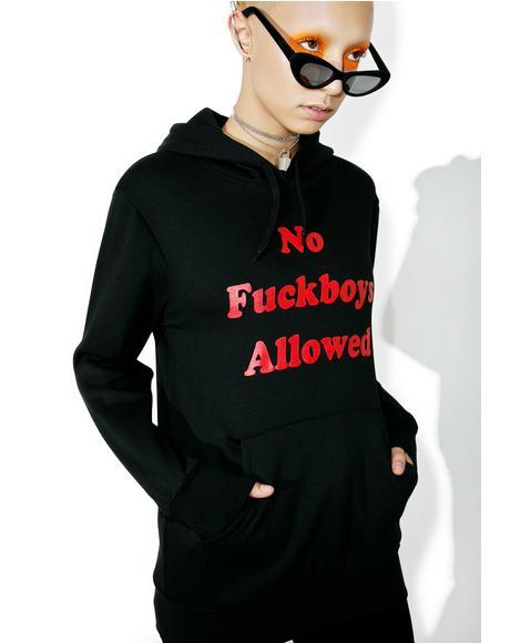 F Boys Hoodie