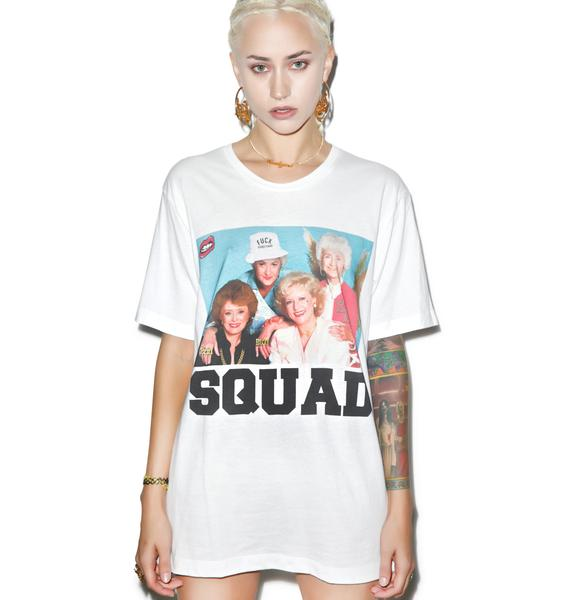 Kill Brand Golden Squad Tee