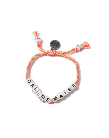 Call Me Maybe Bracelet