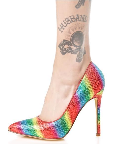 Forever Dreamer Heels