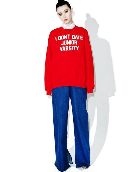 Junior Varsity Sweatshirt