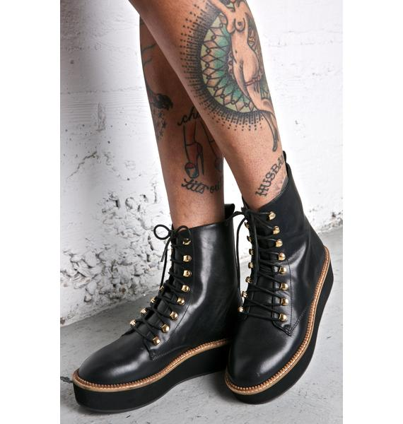Shellys London Oakwood High Top Boots