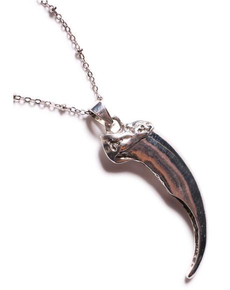 The Anastasia Silver Necklace