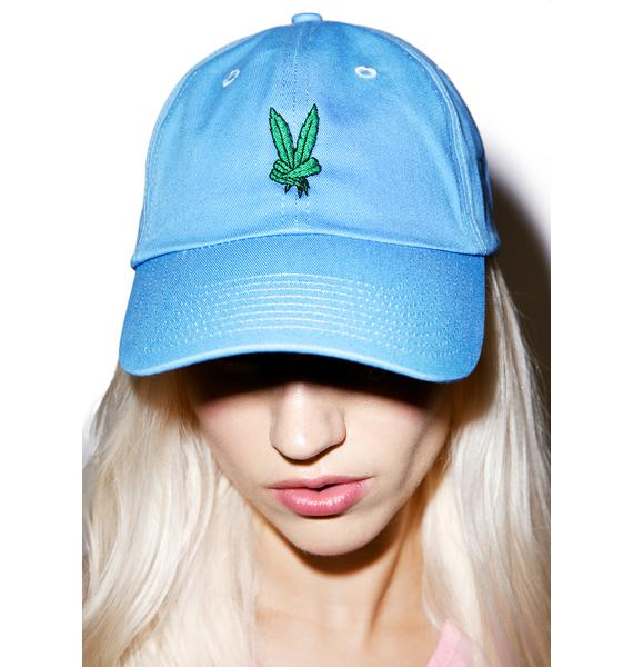 Peace And Weed Dad Hat