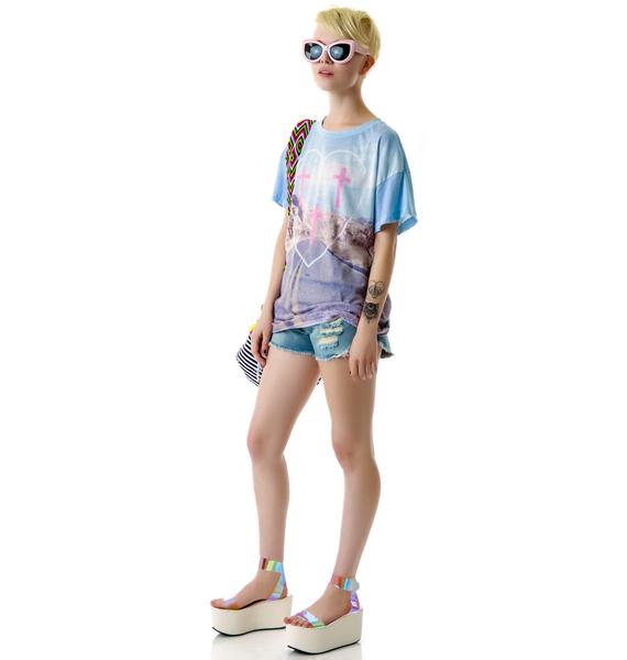 Wildfox Couture Pioneer Town Fav T