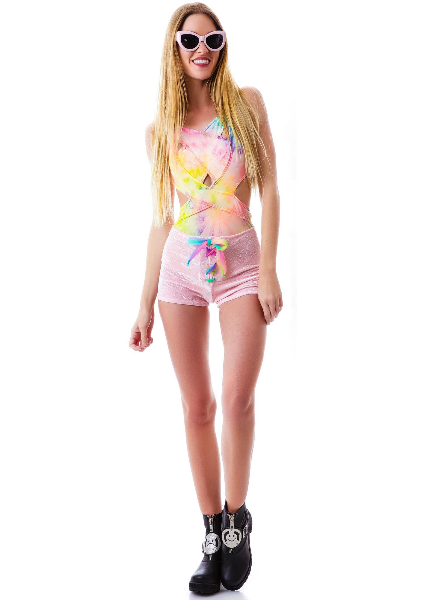 Castles Couture Heart Crusher Short