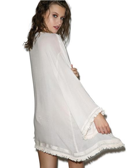 Fairy Dust Kimono Wrap