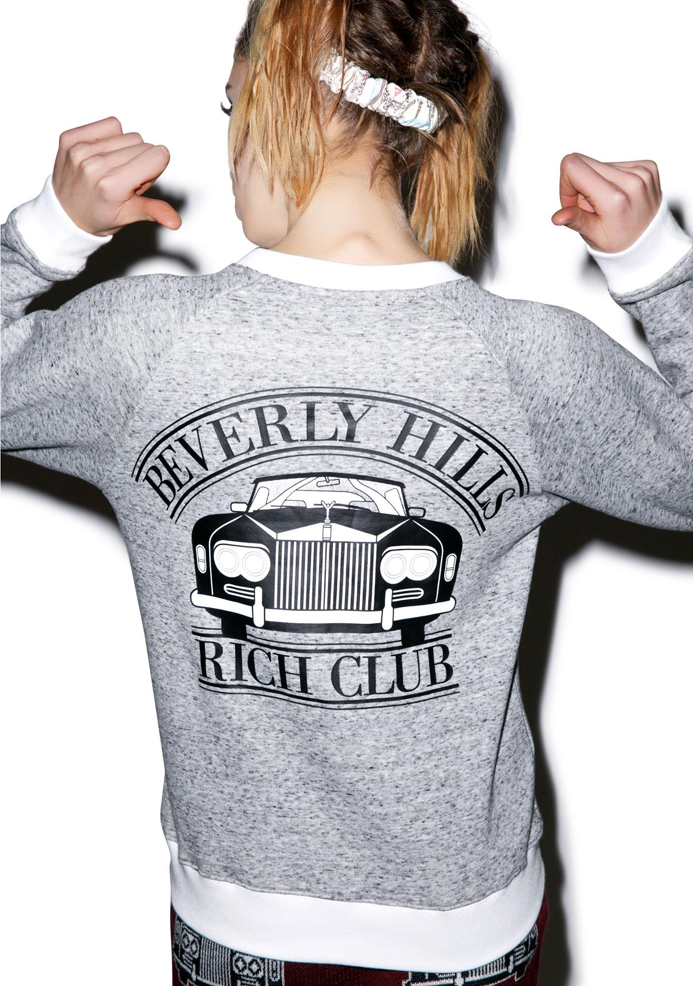 Joyrich Royal Ride Crew Pullover