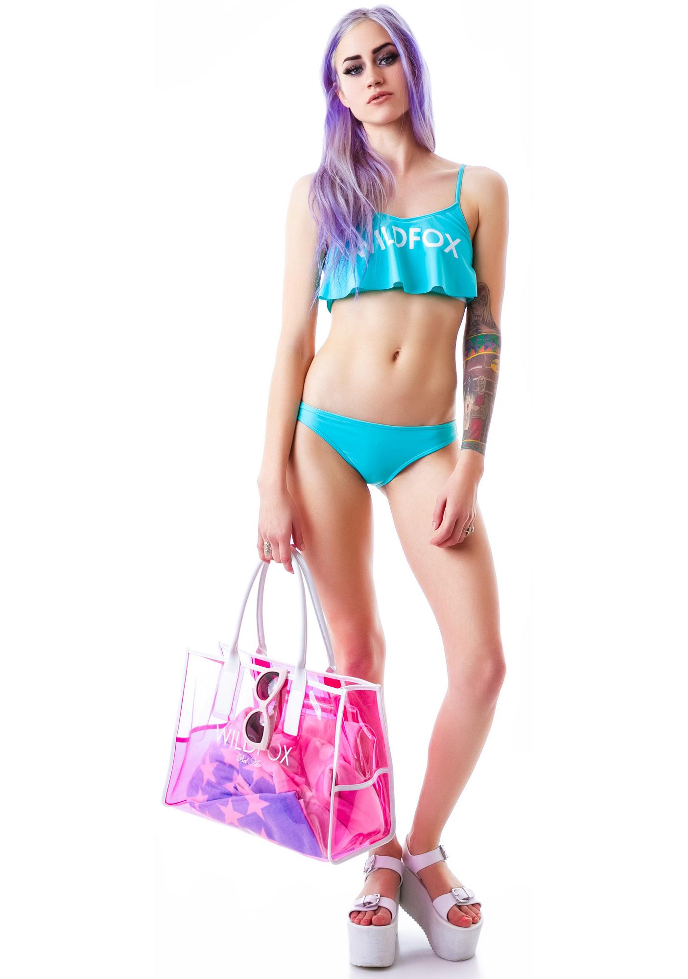 Wildfox Couture Morning Sunrise Bikini Bottom