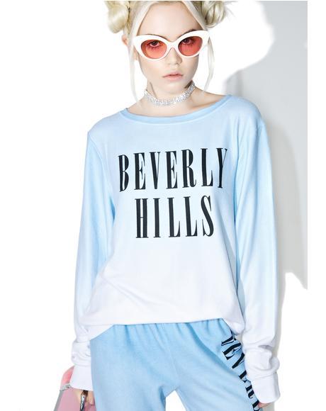 Beverly Hills Baggy Beach Jumper