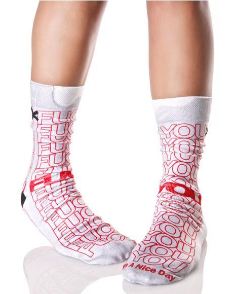 F U Socks
