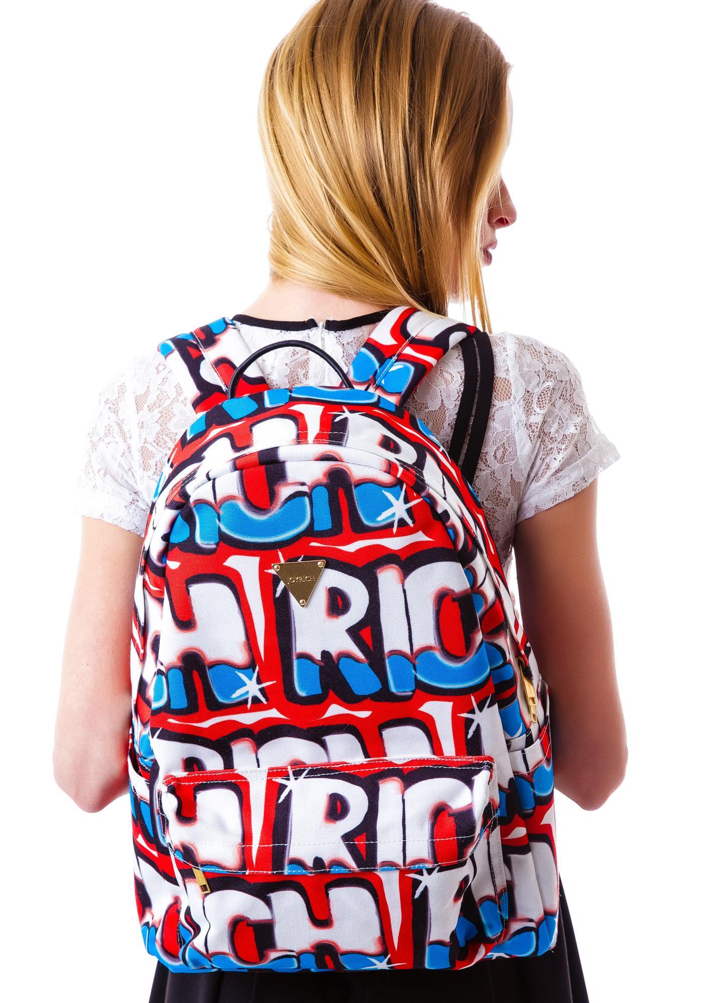 Joyrich Rich Graffiti Backpack