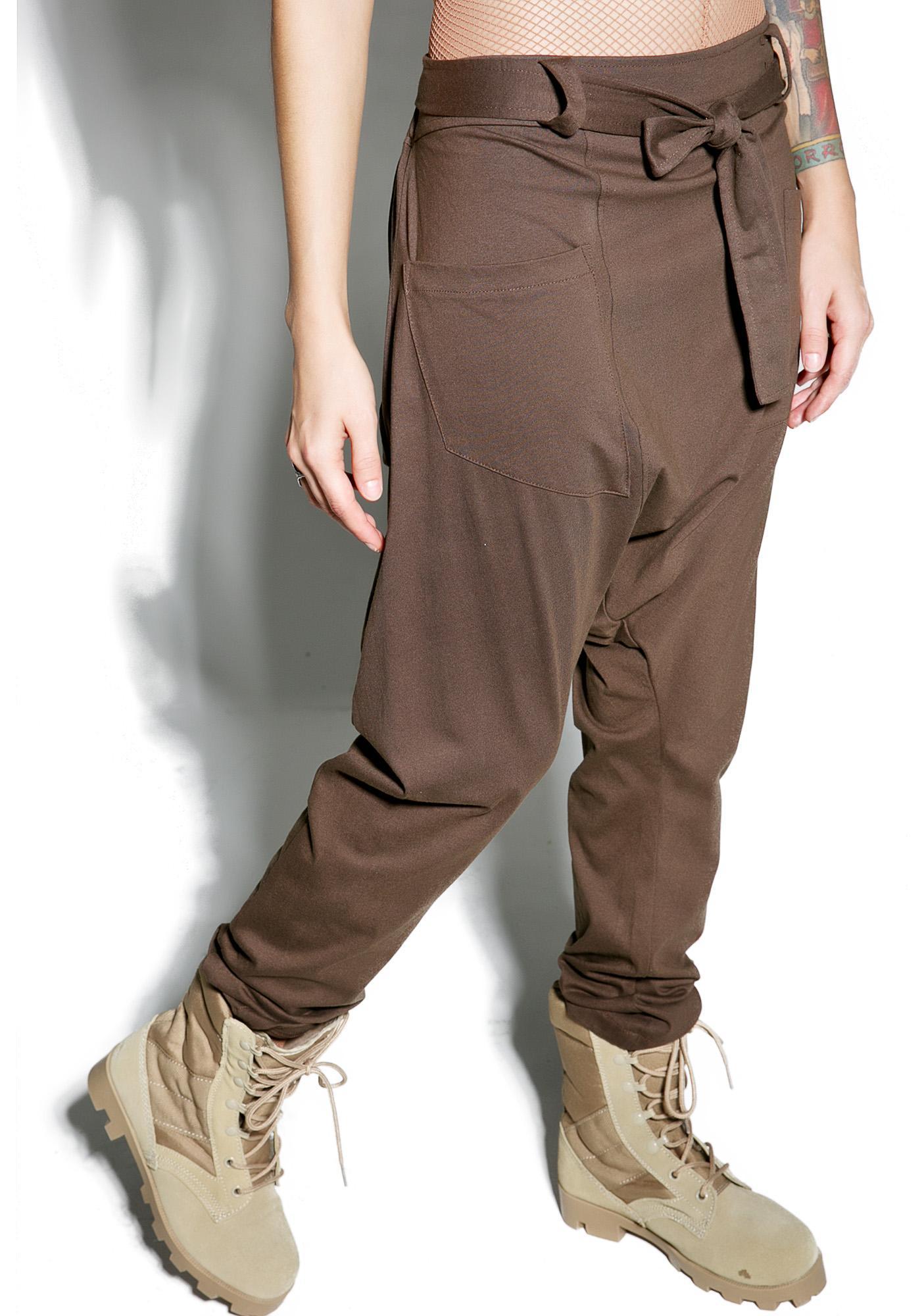MNML Clipse Dropcrotch Pants