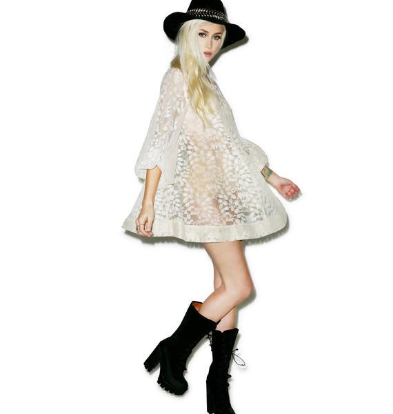 Sugarhigh + Lovestoned Lace Marianne Faithful Dress