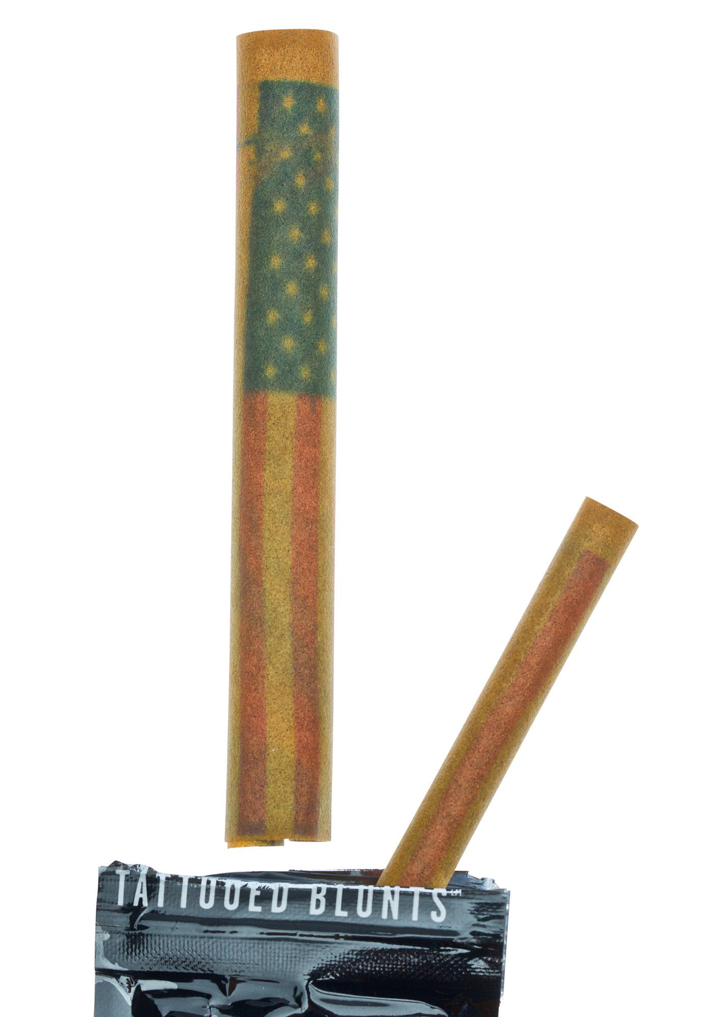 Old Glory Blunt Wrap Pack