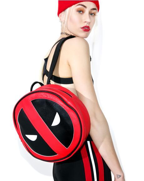 Marvel Deadpool Mini Backpack