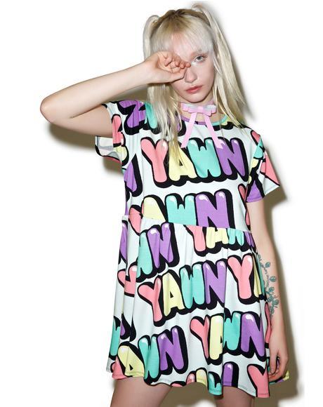 Yawn Dress