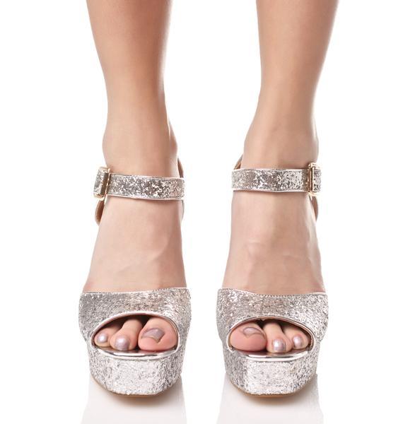 Disco Ballin' Heels