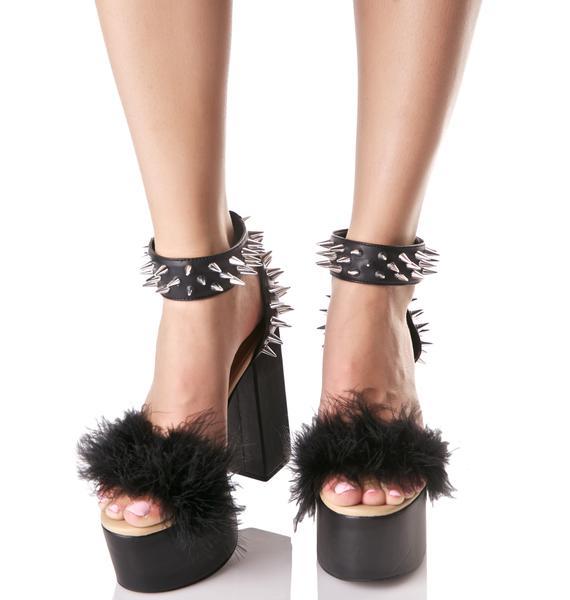 Sugarbaby Hard Rock Heels