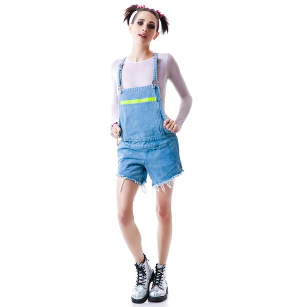 This Is A Love Song Duty Dungarees